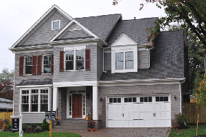 Exterior Paint Color Gray